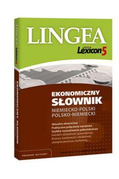 Lexicon 5 Ekonomiczny słownik niemiecko-polski i polsko-niemiecki DVD