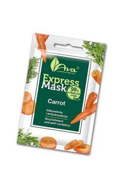 Maseczka do twarzy Carrot