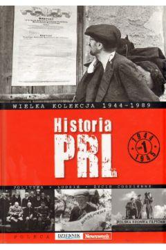 Historia PRL. Tom 1. 1944 - 1945. Wielka kolekcja 1944 - 1989
