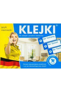 Klejki język niemiecki