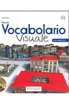 Vocabolario Visuale Nuovo podręcznik + CD