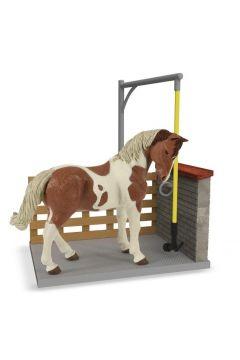 Myjka dla koni z akcesoriami