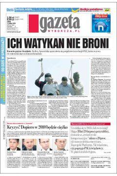 Gazeta Wyborcza - Płock 282/2008