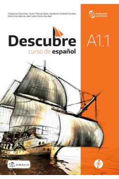 Descubre A1.1 Podręcznik wieloletni z CD