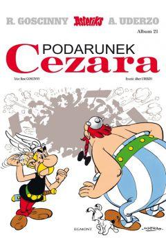 Asteriks. Album 21. Podarunek Cezara