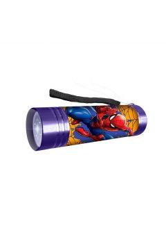Latarka Aluminiowa LED, Spiderman