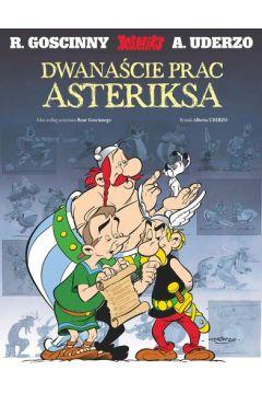 Asteriks. Dwanaście prac Asteriksa