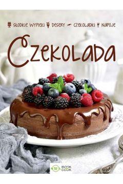Czekolada. Słodkie wypieki, desery, czekoladki, napoje