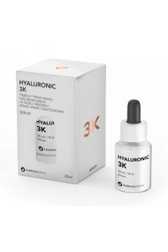Hyaluronic 3K serum na bazie 3 rodzajów kwasu hialuronowego