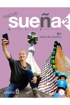 Suena Nuevo 2 Podręcznik + 2 CD poziom B1