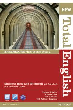 Total English NEW Intermediate Flexi SB 2 Pack