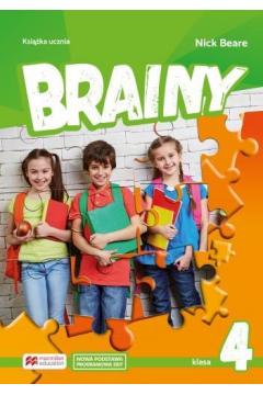 Brainy. Klasa 4. Książka ucznia. Język angielski. Szkoła podstawowa
