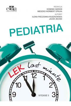 LEK last minute. Pediatria
