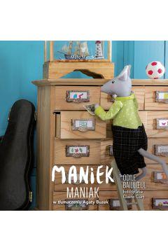 Maniek maniak małe myszki