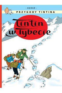 Przygody Tintina. Tom 20. Tintin w Tybecie
