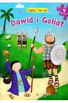 Czytaj i baw się. Dawid i Goliat