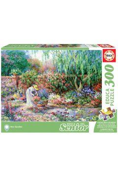 Puzzle XXL 300 el. Jej ogród