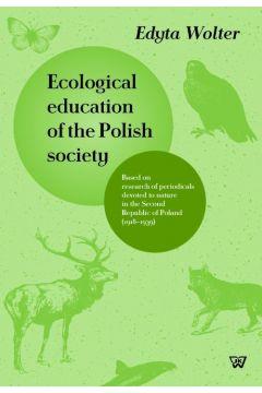 Ecological education of the Polish society