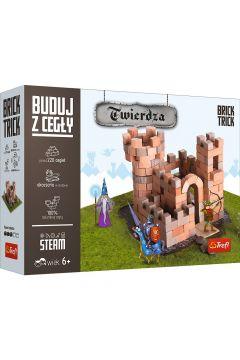Brick Trick. Buduj z cegły. Twierdza M