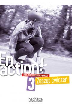 En Action! 3 zeszyt ćwiczeń dla szkół ponadpodstawowych