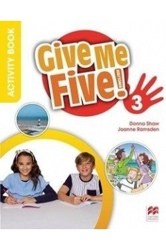 Give Me Five! 3 WB MACMILLAN