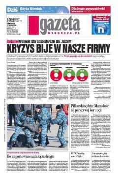 Gazeta Wyborcza - Kielce 298/2008