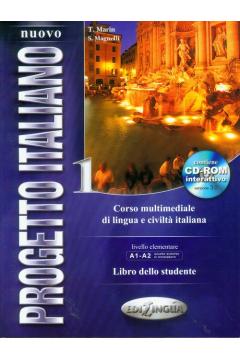 Progetto Italiano Nuovo 1 pakiet