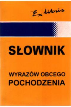 Słownik wyrazów obcych EXLIBRIS
