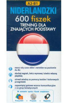 Niderlandzki 600 fiszek Trening dla znaj. podst.