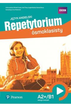 Repetytorium ósmoklasisty. Język angielski. Workbook A2+/B1