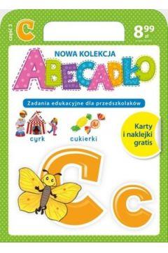 ABECADŁO Zadania edukacyjne dla przedszkolaków - literka C. Część 3