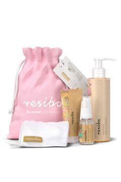 Zestaw Clean Skin Bag: Olejek do demakijażu + Ściereczka + Żel myjący do twarzy + Tonik