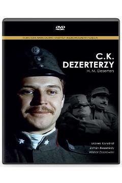 CK Dezerterzy cz.1-2 DVD