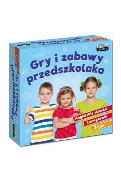 Gry i zabawy przedszkolaka