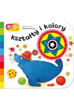 Akademia mądrego dziecka. Kształty i kolory