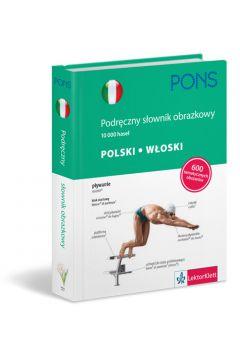 Podręczny słownik obrazkowy - włoski PONS