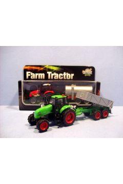 Traktor światło dżwięk w pud. FARM TRAKTOR
