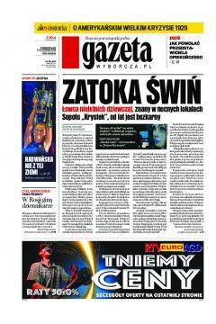 Gazeta Wyborcza - Szczecin 256/2015