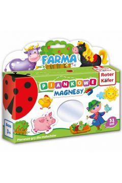 Magnesy piankowe farma rk2101-05