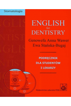 English for dentistry + CD