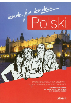 Polski krok po kroku. Podręcznik A1