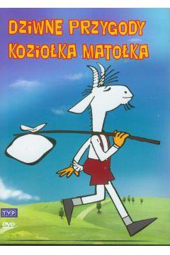 Dziwne przygody Koziołka Matołka DVD