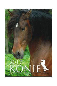 Kalendarz 2020 ścienny Wieloplanszowy Konie