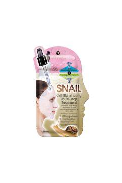 Snail Cell Illuminating Multi-Step Treatment dwuetapowy zabieg rozświetlający