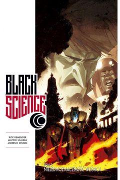 Black Science T.3 Niejednoznaczność wzorca