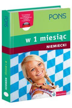 W 1 miesiąc - Niemiecki PONS