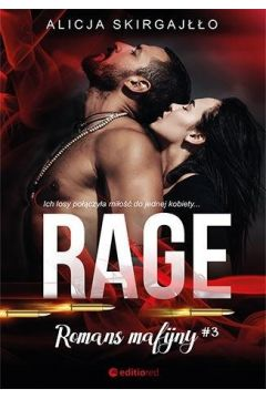 Rage. Romans mafijny