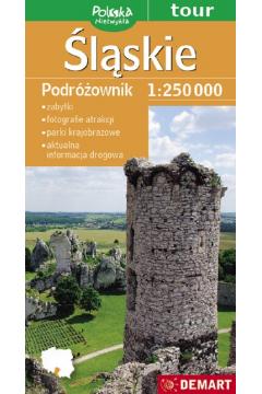 Śląskie Podróżownik 1:250 000