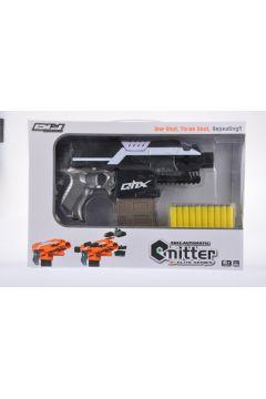 Pistolet na strzałki MEGA CREATIVE 460096