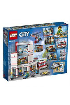 LEGO City. Szpital LEGO® City 60204